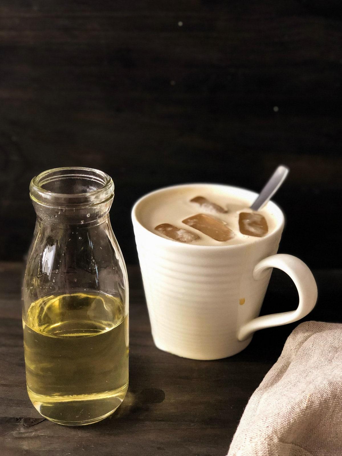 microwave Simple Syrup Recipe