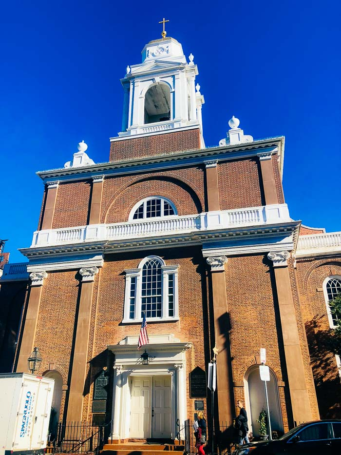 St. Stephens Catholic Church - Boston