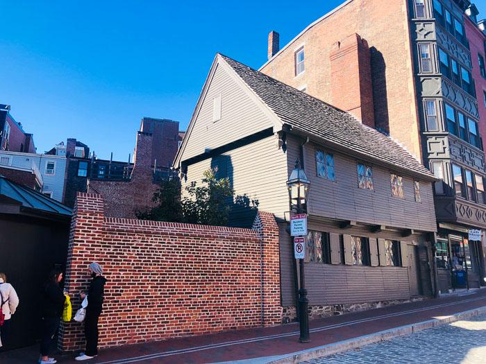 Paul Revere House - Boston
