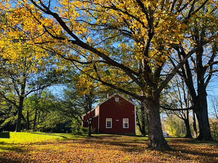 Places to Take Pictures in New England during fall